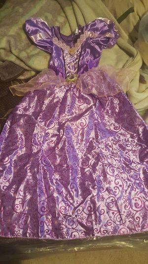 Rapunzel Costume child for Sale in Columbus, OH