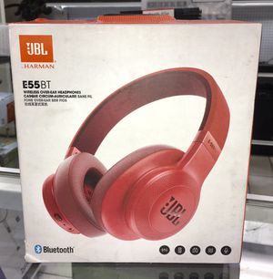 Wireless Over Ear Headphones Audifonos Auriculares JBL E55BT Bluetooth for Sale in Miami, FL