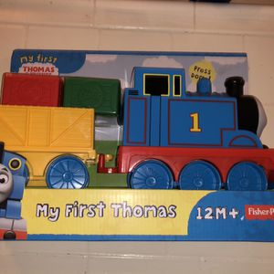 Thomas & Friends My First Thomas Large Scale Train Engine - Kids Age 12 Months - New for Sale in Las Vegas, NV