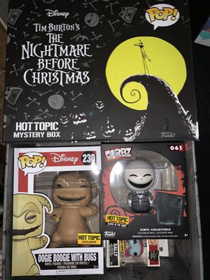 Tim Burton's The Nightmare Before Christmas Pops for Sale in Olympia, WA