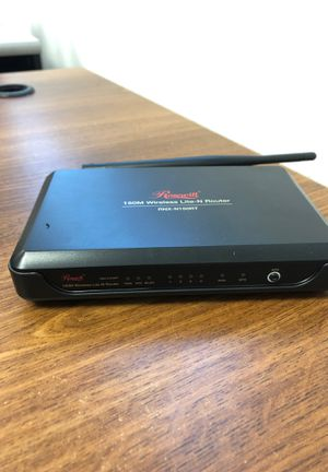 Rosewill 150m wireless Lite-N router for Sale in Tampa, FL