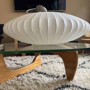 Nelson Saucer Lamp Modernica Large Size Local Pick Up Only for Sale in Las Vegas, NV