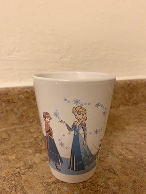 Disney Frozen Mug Elsa Anna Olaf for Sale in Raleigh, NC