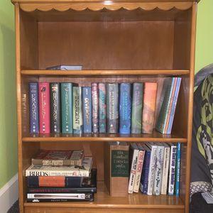 Maple Bookcase for Sale in Mercer Island, WA