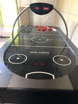 FULL SIZE AIR HOCKEY TABLE for Sale in Manassas, VA