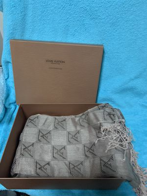 LV Louis Vuitton Pashmina Scarf for Sale in Silver Spring, MD