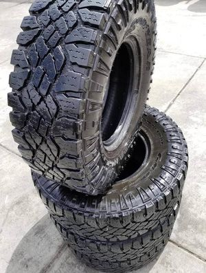 Goodyear LT 275/65/18 AT Tires‼️ for Sale in Spring Valley, CA