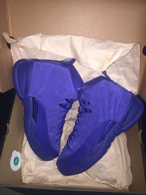"Jordan Retro 12 ""Deep Royal Blue"" Men's Size 10 Brand New 100% Authentic for Sale in Bronx, NY"