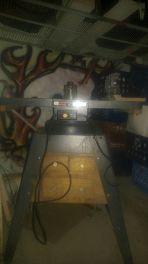 Craftsman wood router for Sale in Bloomington, IN