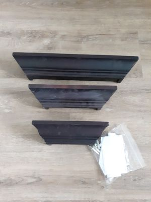 3 floating shelves for Sale in Fuquay Varina, NC