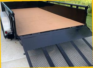 Extraordinary Looks this PJ Utility Trailer 2011. This trailer price is $1000.00 for Sale in Abilene, TX