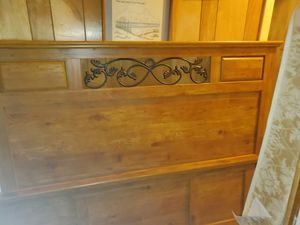 Queen bed frame and box springs for Sale in Columbus, NC