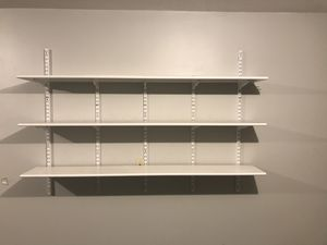 3 shelf wall unit for Sale in Fort Wayne, IN