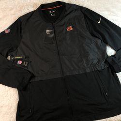 Nike Cincinnati Bengals Coaches Jacket for Sale in Tualatin,  OR