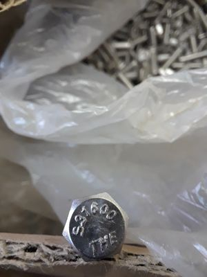 40lbs - S31600 Stainless Steel Bolts for Sale in Long Beach, CA