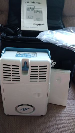 Airflow portable oxygen concentrator for Sale in Frostproof, FL