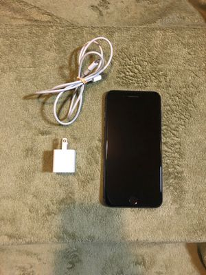 iPhone 8 Plus with charger for Sale in Washington, DC