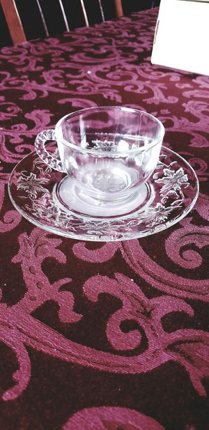 Tea Cup & Plate for Sale in Calvin, WV