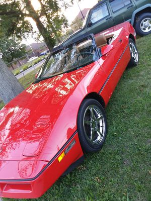 1990 Chevy corvette for Sale in Tallmadge, OH