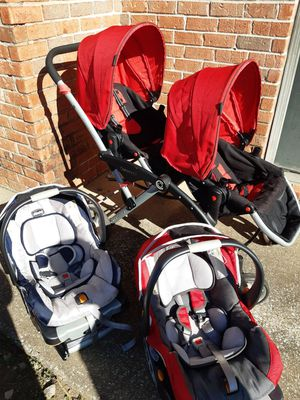 Twin's baby stroller for Sale in Nashville, TN