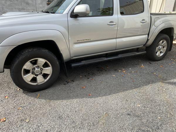 Toyota Truck Wheels + Tires + TPMS - Tacoma Tundra 4Runner Sequoia FJ Cruiser