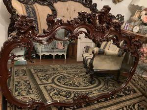 Big antique mirror for Sale in Bellflower, CA