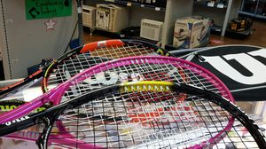 Wilson tennis rackets for Sale in Seattle, WA