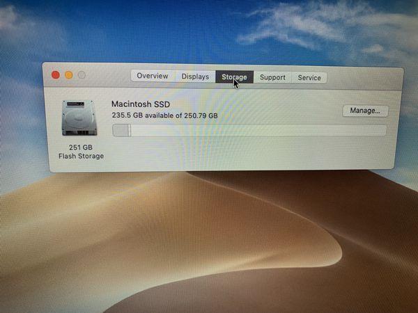 "2014 MacBook Air 13"" 1.4 GHz i5 8 GB RAM 256 GB SSD NICE"