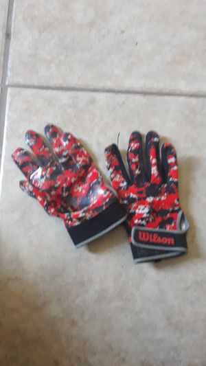 Wilson youth gloves for Sale in Norwalk, CA