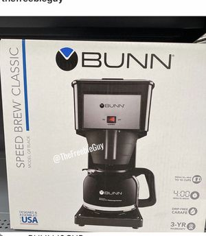 Coffee maker for Sale in San Bernardino, CA