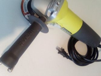 RYOBI 5.5 Amp Corded 4-1/2 in. Angle Grinder for Sale in Boise,  ID