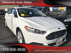 2015 Ford Fusion for Sale in Inglewood, CA