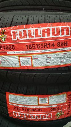 Fullrun 185/65r14 for Sale in Baldwin Park,  CA