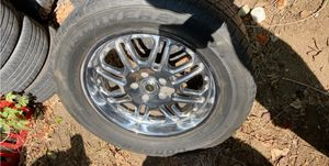 jeep wheels for Sale in Georgetown, TX