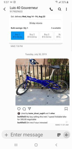 Trek bike for Sale in New York, NY