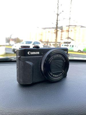 Canon G7X Mark 2 for Sale in Ashburn, VA