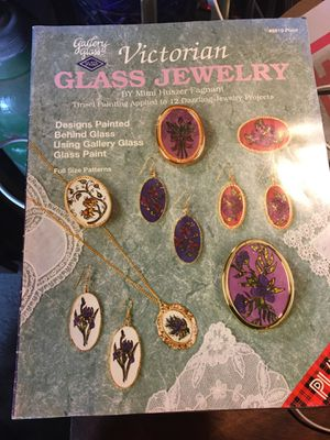 Glass painting book for Sale in Pico Rivera, CA