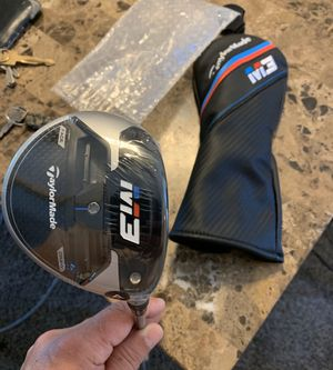 Taylormade m3 3wood for Sale in Florissant, MO