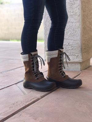 North Face Boots Size 5 & 5.5 New for Sale in Scottsdale, AZ