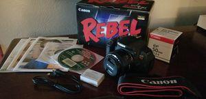 CANON REBEL T5i - Excellent Condition for Sale in Monongahela, PA