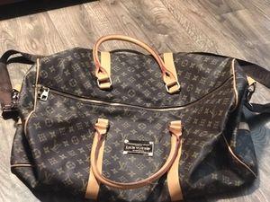 Louis Vuitton duffel bag for Sale in San Antonio, TX