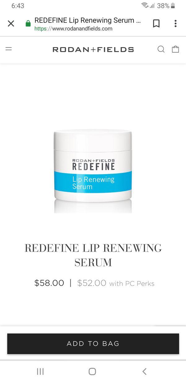 Rodan+Fields Redefine lip renewing serum