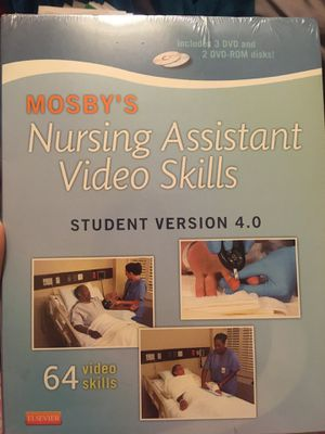 Mosby's CNA Skills Book for Sale in Lexington, KY