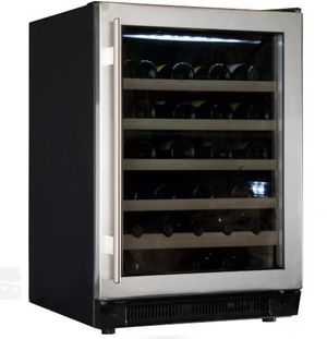 Wine cooler- under counter - built, used for sale  - brand new for Sale