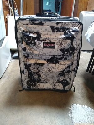 XL Jansport rolling luggage for Sale in Chula Vista, CA