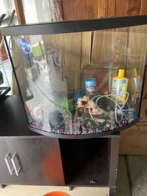 30 gallon Aquarium Fish tank for Sale in Westminster, CO