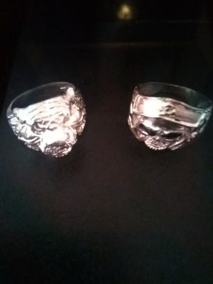Heavy Sterling silver rings for Sale in Old Mill Creek, IL