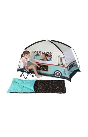 Kids camping combo food truck tent for Sale in Stafford, TX