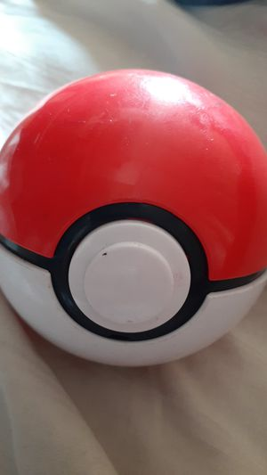 Pokemon ball for Sale in La Puente, CA