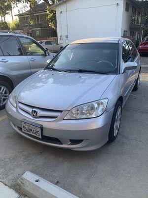 2005 Honda Civic for Sale in Visalia, CA
